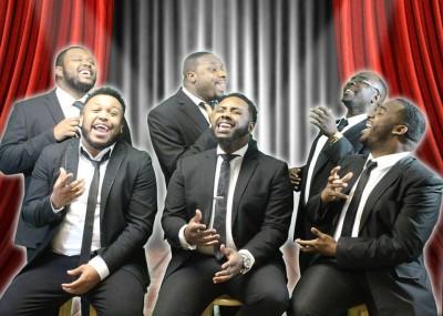 Cedric Shannon Rives & Brothers Live Gospel ad Apecchio
