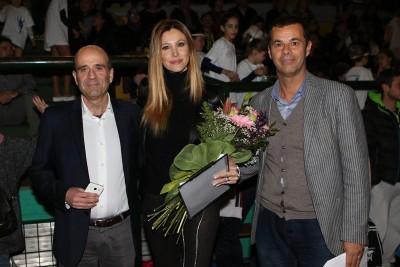 San Benedetto del Tronto, Adriana Volpe alla Festa dello Sport e dell'Amicizia