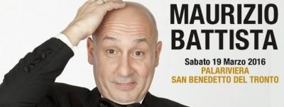 Maurizio Battista San Benedetto del Tronto 19 marzo 2016