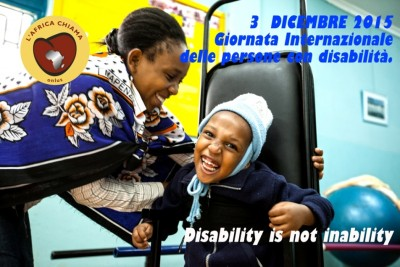 Giornata della disabilità