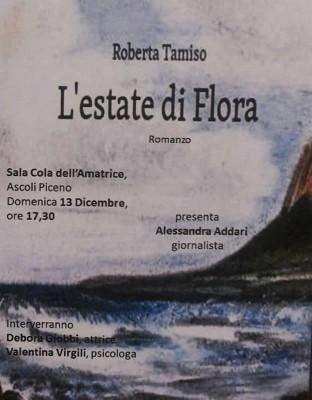 """Presentazione """"L'estate di Flora"""""""