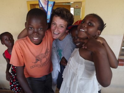 Volontari Africa
