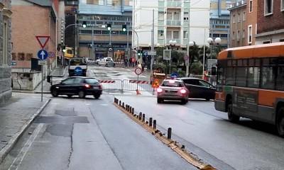 Traffico Ancona