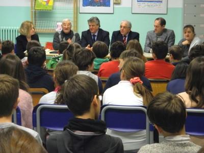 Giornata della Memoria 2016 scuole Ancona