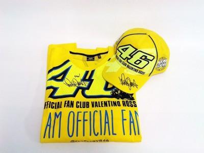 Merchandising Valentino Rossi