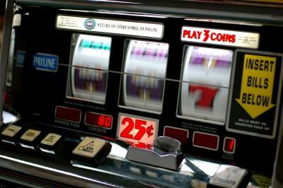 Slot machine gioco d'azzardo