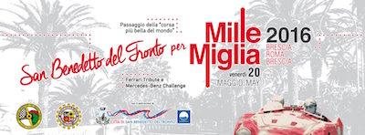 Mille Miglia a San Benedetto del Tronto