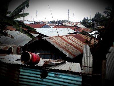 Slum di Soweto