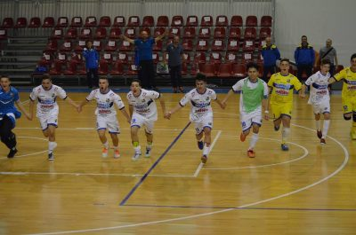AcquaeSapone Calcio a 5 Allievi