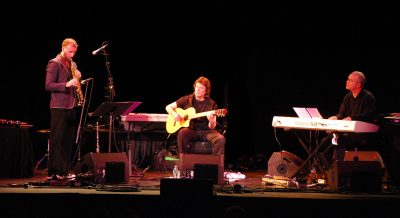 Steve Hackett acoustic trio