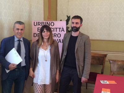 Conferenza stampa Urbino e le Città del Libro