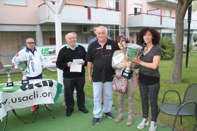 Ad Alessandra Cincolà e Antonella Tucci la 4a tappa del campionato provinciale singolo di burraco dell'U.S. Acli