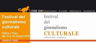Festival del giornalismo culturale di Urbino e Fano