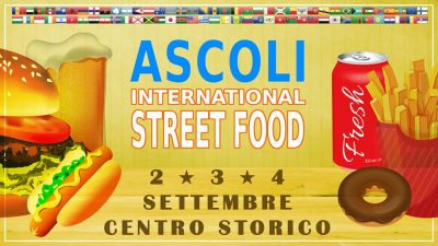 Ascoli International Street Food 2016