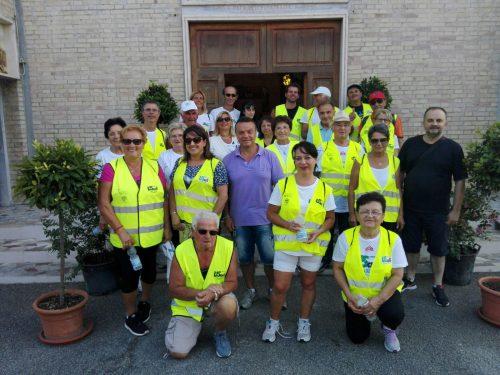 """Spinetoli, va in archivio la """"Camminata per San Pio X"""""""