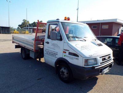 Autocarro rubato a San Benedetto del Tronto, la polizia arresta il ladro sull'A14