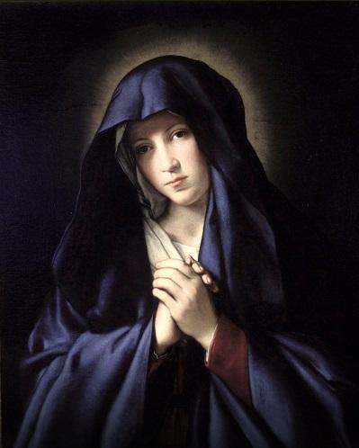 Madonna Addolorata del Sassoferrato