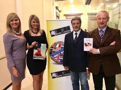 """""""Tony Del Monaco – Un artista in punta di piedi"""" al WorldBook – Rassegna Internazionale del Libro di Pesaro"""
