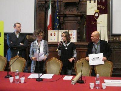 Francesca Di Giuseppe premiata all'Overtime Festival