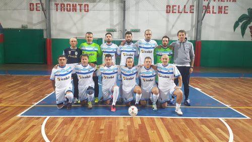 Gruppo sportivo polizia municipale Montesilvano C5