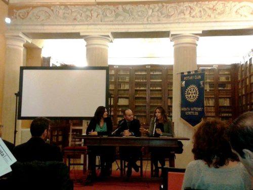 """Presentazione progetto """"MAC light"""" promosso dal Rotary Club Macerata"""