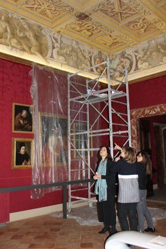 Sopralluogo palazzo Bonaccorsi