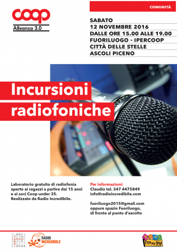 Incursioni radiofoniche