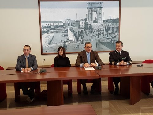 Conferenza stampa nomina Giampieri