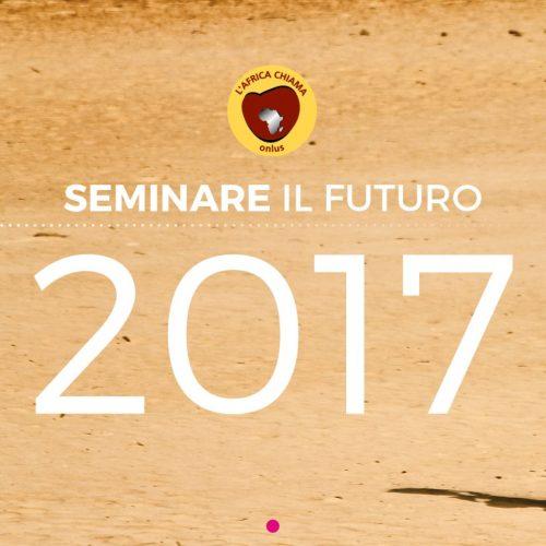 Il calendario 2017 de L'Africa Chiama dedicato al Land Grabbing in Africa