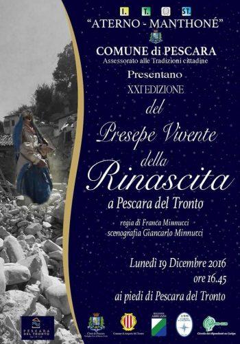 Presepe Vivente Pescara del Tronto
