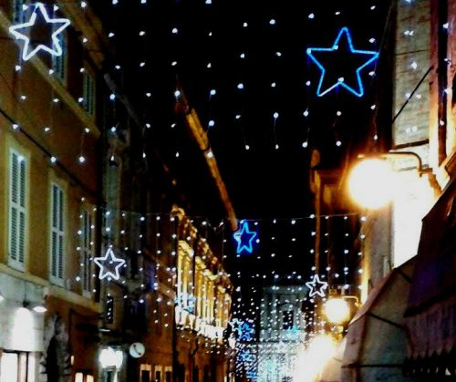 Luminarie Natale