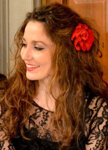 Il soprano Anna Delfino