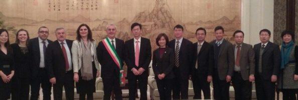 Rinnovo del patto di amicizia con Taicang, attesa a Macerata la delegazione ufficiale guidata dal sindaco Shen Mi