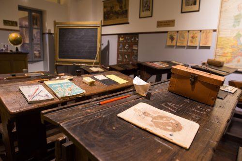 Festa d'apertura del Museo della scuola Ricca: da gennaio a maggio aperto tutte le domeniche