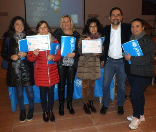 """4 istituti scolastici della provincia di Macerata ricevono il riconoscimento dell'UNICEF""""Scuola Amica delle bambine, dei bambini e degli adolescenti"""""""
