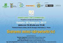 """Energia dall'acqua? Sì, ma mini. Se ne parla a Pesaro con """"Sistemi mini-idroelettrici"""""""