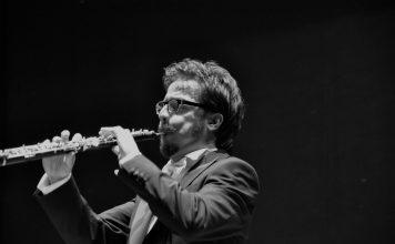 Andrea Gallo, oboista di Apodiformes e direttore artistico del Colibrì Ensemble