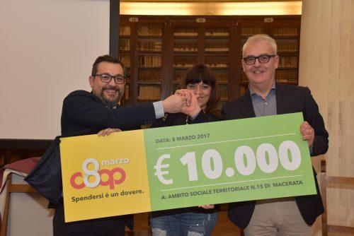Macerata, 10mila euro in borse lavoro in favore di due donne vittime di violenza