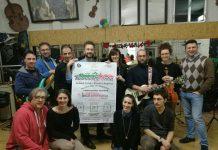 Gli artisti di 'Buonanotte Italia'