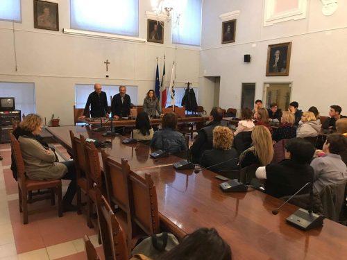 Urbino, Progetto Erasmus per i ragazzidel Liceo scientifico Laurana-Baldi