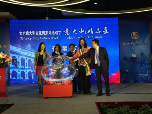 Inaugurato in Cina il Trade Centre – Made in Macerata