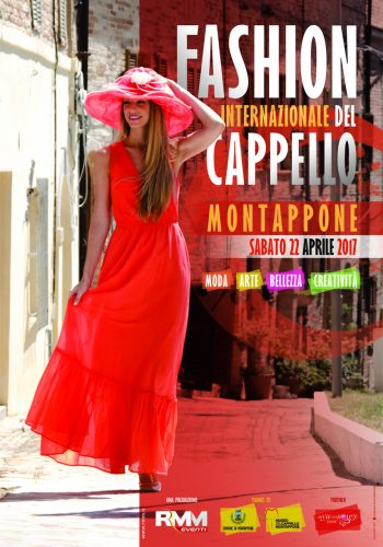 A Montappone la Fashion Week Internazionale del Cappello 256349cc3a75