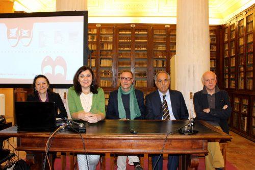 La conferenza stampa di presentazione della settima edizione della festa del libro Macerata Racconta