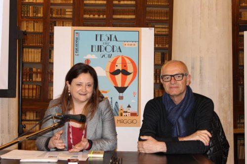 Macerata è pronta per l'undicesima edizione della Festa dell'Europa