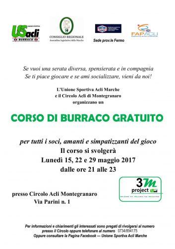 """Al Circolo Acli di Montegranaro al via l'iniziativa """"3m project – Metti in moto la mente"""""""