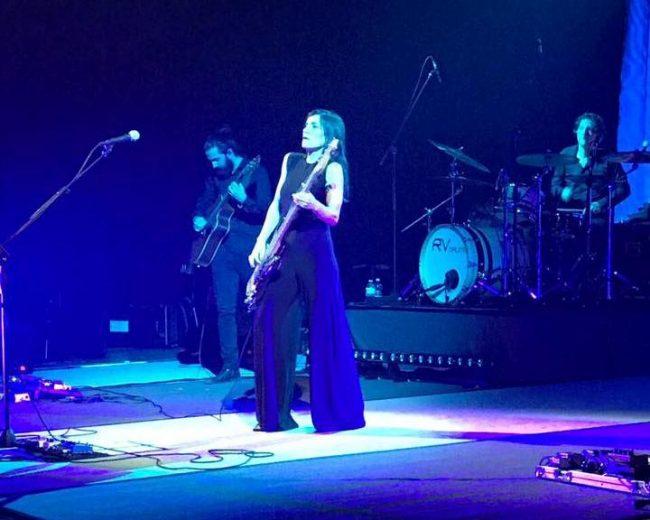 Paola Turci in concerto a Fermo