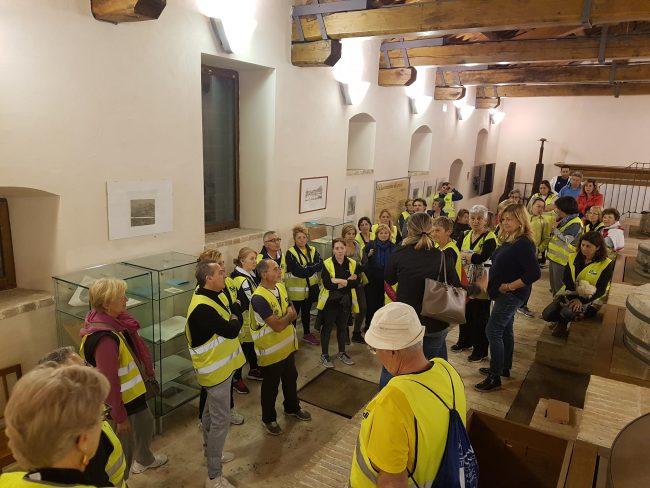 """Ascoli Piceno, successo per il prima tappa del progetto """"Camminate dei musei"""""""