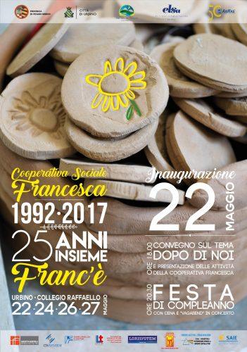 Urbino celebra i 25 anni di attività del Centro Francesca