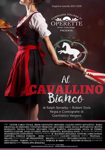Al Cavallino Bianco, l'anteprima il 9 dicembre 2017 a Cagli