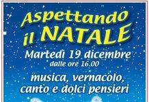 Aspettando il Natale 19 dicembre